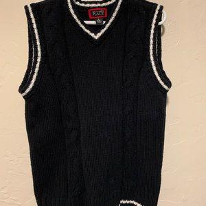 Boys sweater vest size 5/6
